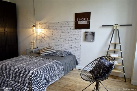 chambre style loft industriel best chambre loft ado ideas design trends 2017