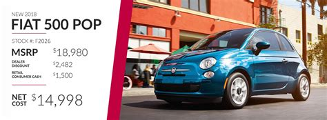 Used Fiats For Sale by Fiat New Car Dealer Los Angeles New Fiats For Sale Near