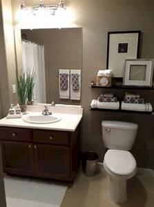 48, Totally, Adorable, Small, Bathroom, Decor, Ideas
