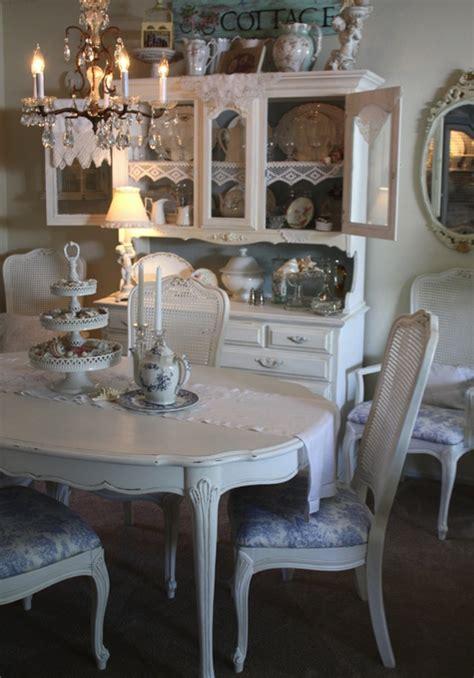 beautiful shabby chic dining room design ideas digsdigs