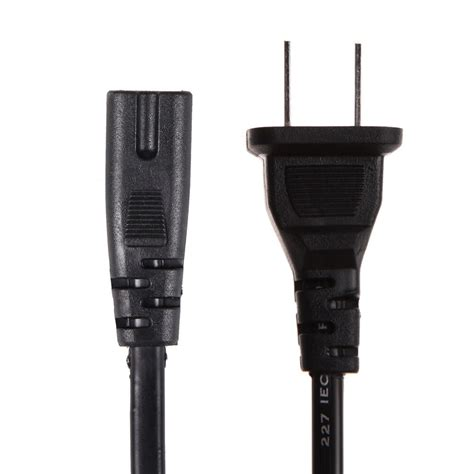 Premium Prong Power Adapter Plug Cord Cable Lead For