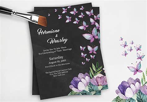 contoh desain undangan pernikahan   tidak suka