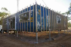 How To Build A House With Shipping Containers - Prefabbed