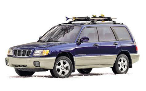 2001 2002 Subaru Forester Workshop Service Manual