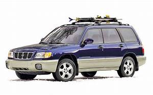 2001 2002 Subaru Forester Workshop Service Manual