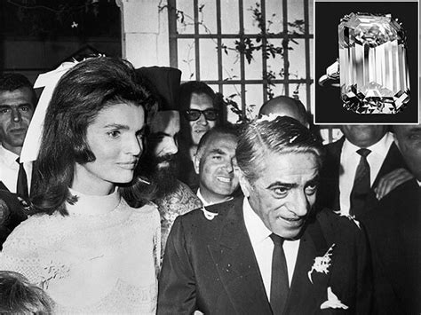 the engagement rings of jackie kennedy onassis jonathan s fine jewelers