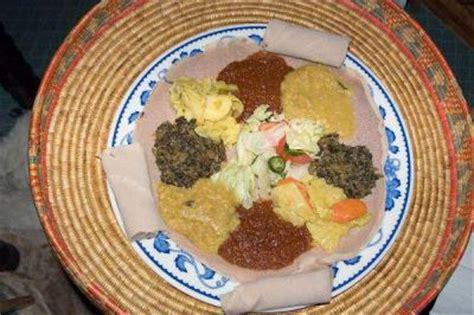 cuisine ethiopienne la cuisine éthiopienne