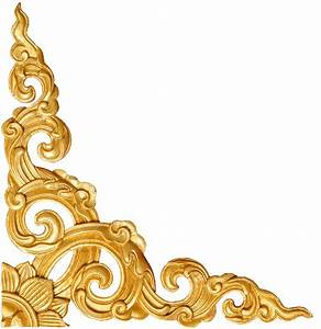 DECORATIVE CORNER GOLD by Gazlan-Sahmeiy on DeviantArt