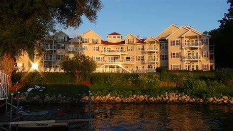 Lake Lawn Resort Delavan Wisconsin by Back Picture Of Delavan Lake Resort Delavan Tripadvisor