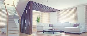 Stores Bannes Castorama : quels stores et rideaux pour un loft ~ Premium-room.com Idées de Décoration