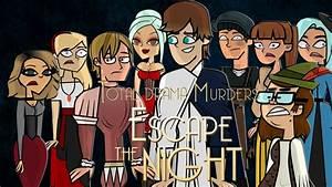 Total Drama Murders: Escape The Night || Intro - YouTube