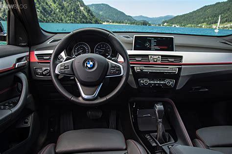 bmw x1 interior 2016 bmw x1 drive