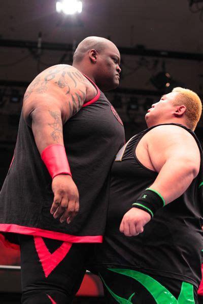 Big Daddy V Vs Ryota Hama Pro Wrestling Pinterest