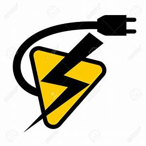 Electricity clipart electrical power symbol - Pencil and ...