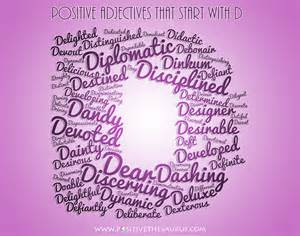 positive adjectives for positive thesaurus positive words for you august 2014