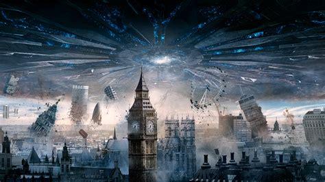 London Independence Day Resurgence 4k Wallpaper - HD