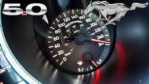 Ford Mustang GT 5.0 TOP SPEED & ACCELERATION by AutoTopNL - YouTube