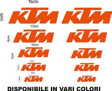 ktm stickers ebay