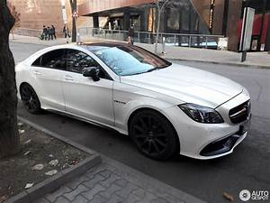 Mercedes 63 Amg : mercedes benz cls 63 amg s c218 2015 17 january 2017 ~ Melissatoandfro.com Idées de Décoration
