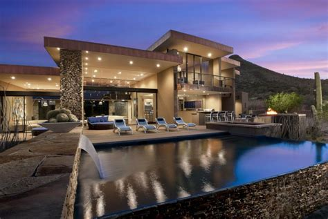 luxury house plans with pools luxury pools with waterfalls pool design ideas