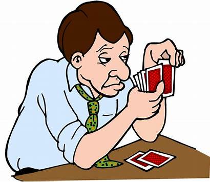 Poker Cards Clipart Rules Playing Games Play