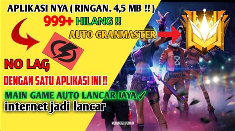 What are you waiting for to download the game booster for free fire? GAME BOOSTER ACCELERATOR !! Cara Mengatasi Lag 999+ Di ...