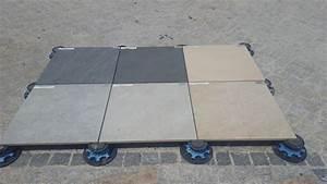 Dalle Pour Terrasse Sur Plot : vente de carrelage pour dalles sur plots greasque sols ~ Premium-room.com Idées de Décoration