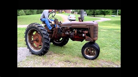 farmall fc tractor  sale sold  auction june