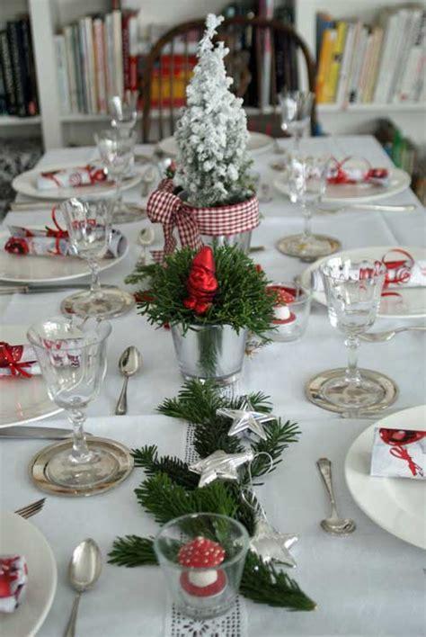 weihnachtsdeko für den tisch dezember 2010 crocky