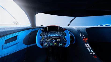 Bugatti Gran Turismo Interior real bugatti vision gran turismo looks