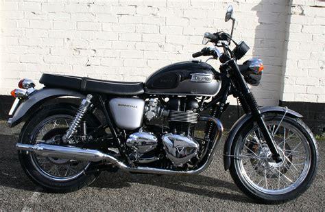 Triumph Bonneville T100 865cc For Sale Mansfield
