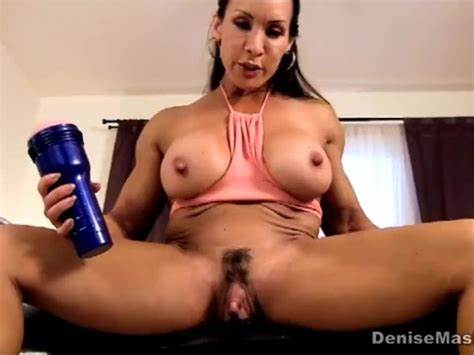 Plowing A Chaste Muscle Slit Denise Masino Giant Hole Mixed