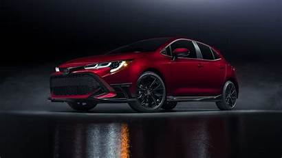 Corolla 2021 Toyota Hatchback Edition Special 4k