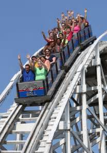 On Roller Coasters