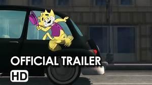 Top Cat 3d Official Trailer  1  2013