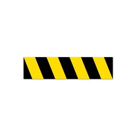 bureau 60 cm de large bande thermocollante jaune noir stocksignes
