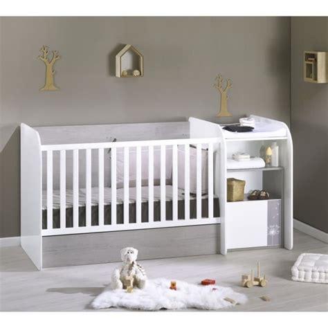 chambre bébé lit évolutif sauthon lit combiné evolutif bébé couchage 70x140