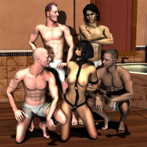 Group Sex Cartoon Porn Video With Hard Core Action