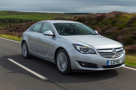 Vauxhall Insignia Facelift Review
