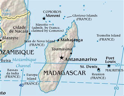Madagascar Multi-LOD Mesh Scenery for FSX