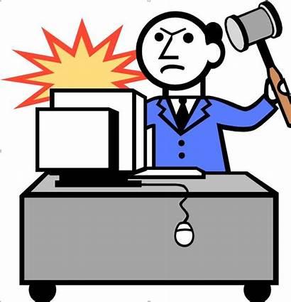 Office Clipart Politics Clip Prove Replace Dead