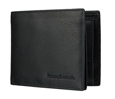 Geldbeutel  Geldbörse  Portemonnaie  Schwarz 4114