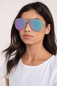 bf6254ecf7 Australia X Kylie Jenner ICONIC GOLD   PURPLE MIRROR LENS Sunglasses
