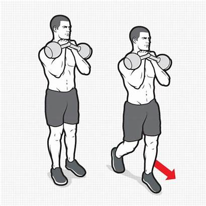 Kettlebell Pack Six Core Workout Rack Moves