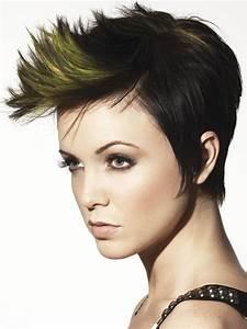 Punk, Hairstyles, U2013, Hairstylestyle, Com