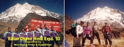 Mount Churen Himal Expedition