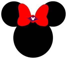 Disney Cruise Minnie Mouse Clip Art