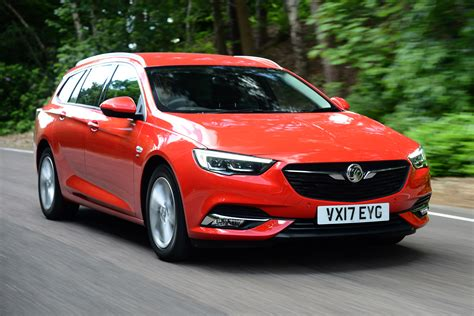 New Vauxhall Insignia Sports Tourer 2017 Review  Auto Express