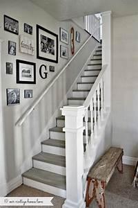 les 25 meilleures idees de la categorie escalier With idee deco mur escalier