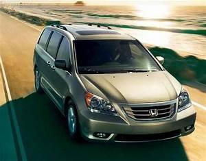 2008 Honda Odyssey - Overview